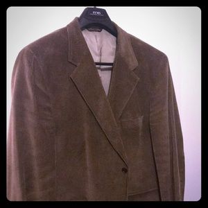 Brooks Brothers classic courdoroy blazer 48R